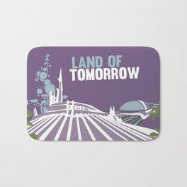 land of tomorrow Bath Mat