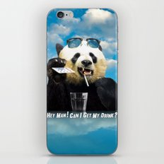 hey man ! iPhone & iPod Skin