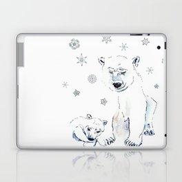 Mother & baby Polar  Laptop & iPad Skin
