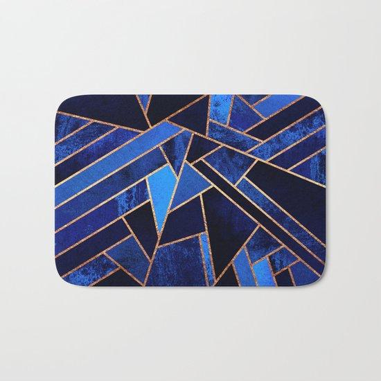 Blue Night Bath Mat
