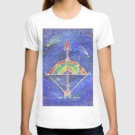 Zodiac Collection: Sagittarius T-shirt