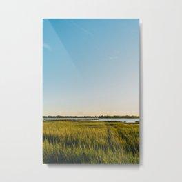 Charleston Sunset VI Metal Print