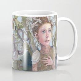 Horns and Armor Coffee Mug
