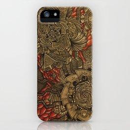 Intestine  iPhone Case