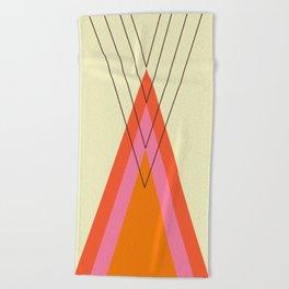 Iglu Sixties Beach Towel