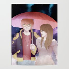 umbrella - 707 x MC Poster