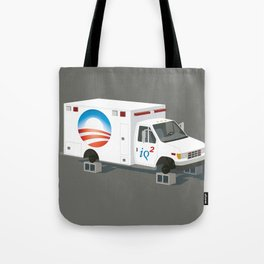Obamacare is Now Beyond Rescue Tote Bag