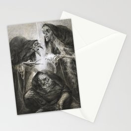 The Moirai Stationery Cards