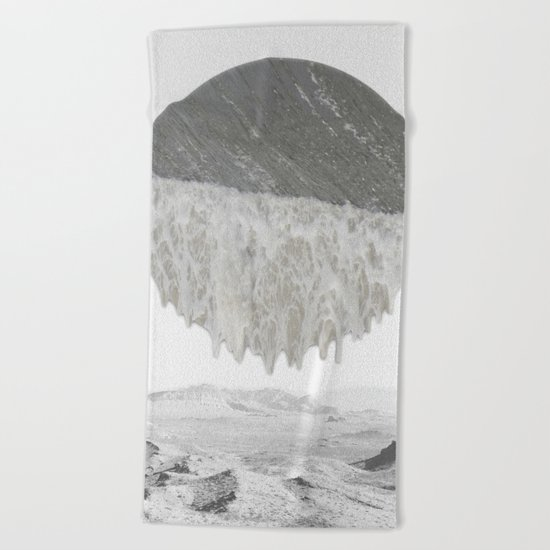 Optimiste Beach Towel