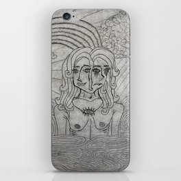 my sides iPhone Skin