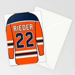 Tobias Rieder Jersey Stationery Cards