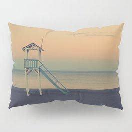 Sunset Beach Pillow Sham