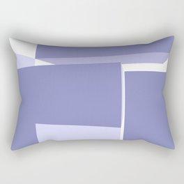 blocked Rectangular Pillow