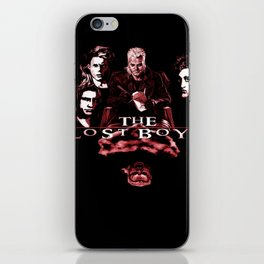 My Lost Vampires iPhone Skin
