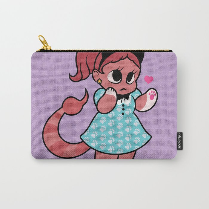 Manticore Kitten Carry-All Pouch