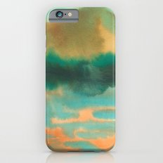 misty landscape Slim Case iPhone 6s
