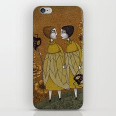 To Save the BEES! iPhone Skin
