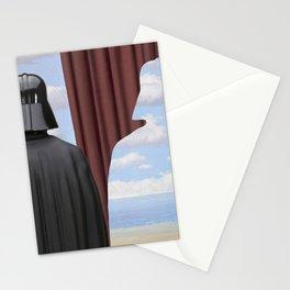 Decalcomania de Vader Stationery Cards