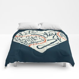 Mr. Cub Comforters