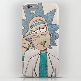 Suh Rick iPhone Case
