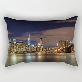 NYC 08 Rectangular Pillow
