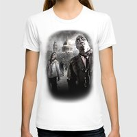 zombies T-shirts featuring Zombies by Joe Roberts
