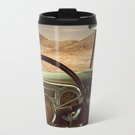 Hudson in the Dunes Travel Mug