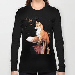 Fox Langarmshirt