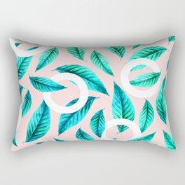 Tropical Nirvana #society6 #decor #buyart Rectangular Pillow