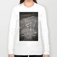 roald dahl Long Sleeve T-shirts featuring roald dahl's magic by lissalaine