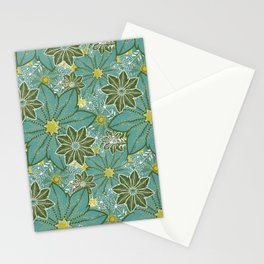 Hojas Stationery Cards