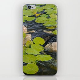 Get Out iPhone Skin