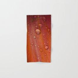 Dewdrops Hand & Bath Towel