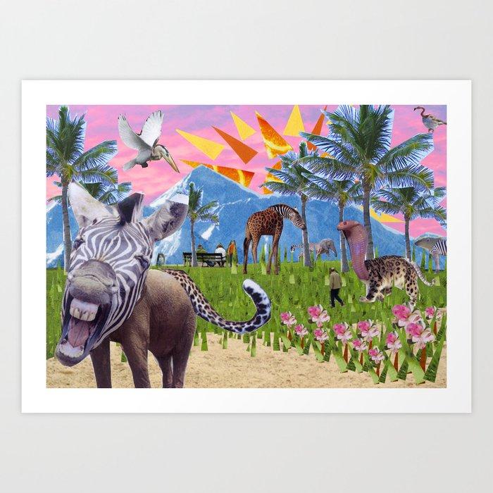 Wonderful Place Art Print