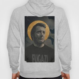 The First Straight Edge Saint Hoody