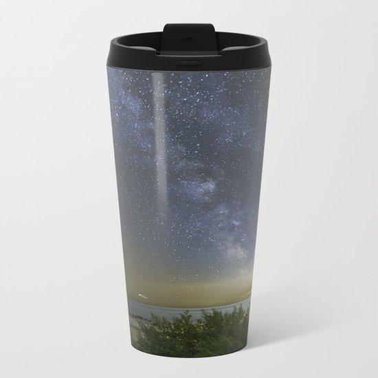 Milkyway at Pebble Beach Metal Travel Mug