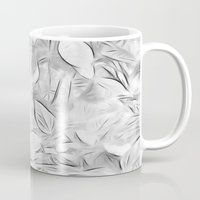meditation Mugs featuring Meditation by Dorothy Pinder