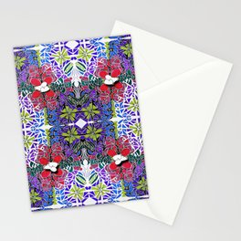 Symmetrical Mouse (27) Stationery Cards