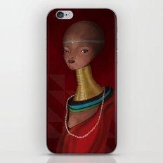 nude1 iPhone & iPod Skin