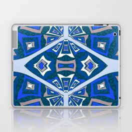 Mid Century Kalidescope Laptop & iPad Skin