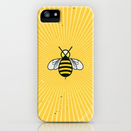 Don t worry – Bee happy – A Hell Songbook Edition iPhone Case