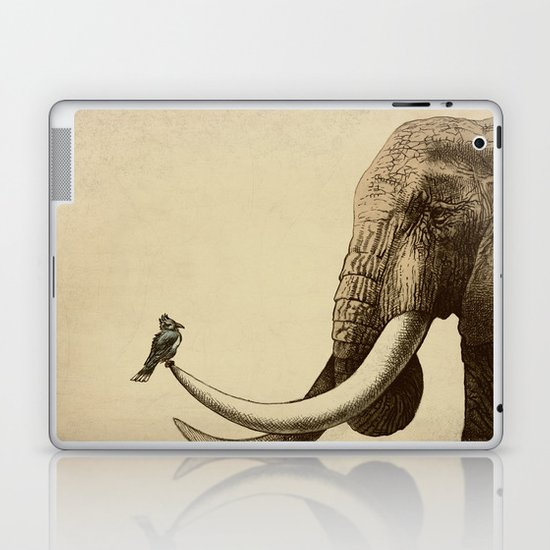 Old Friend Laptop & iPad Skin