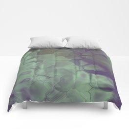 future fantasy wild Comforters