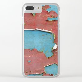 'Layers' Clear iPhone Case