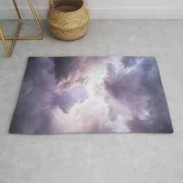 The Skies Are Painted II Rug