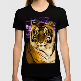 Royal Golden Tiger T-shirt