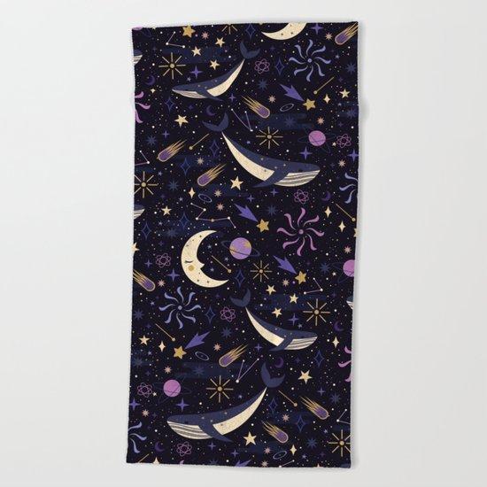 Sea Space Beach Towel