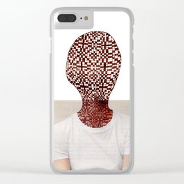 #Obsession n°15 Clear iPhone Case