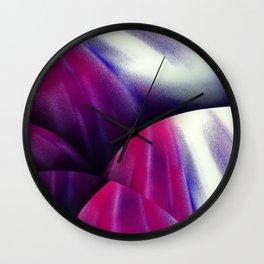 Showers of Light Wall Clock
