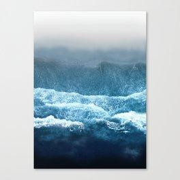 Coast 11 Canvas Print